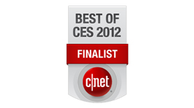 CES 2012 Best of Show Award