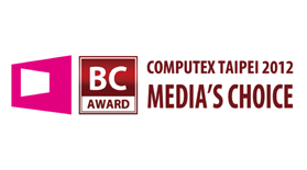 Computex Media Choice 2012
