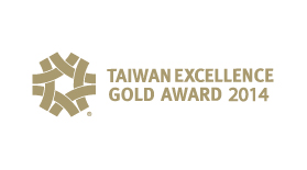 Taiwan Excellence Gold 2014