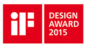 iF Product Design 2015 - Award