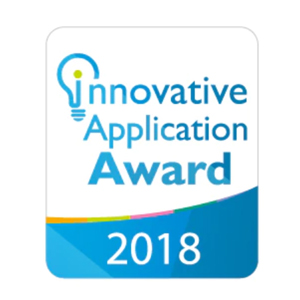 Innovative Application Award 2018