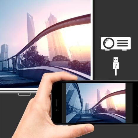 Mobile USB Display