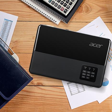 Compact & Portable Form Factor