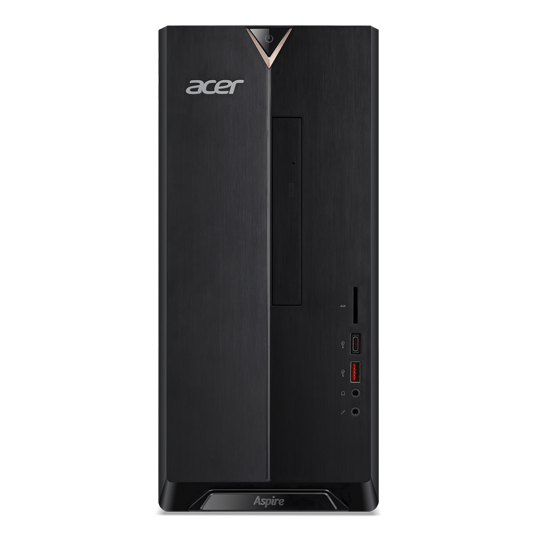 acer aspire windows 10 black screen