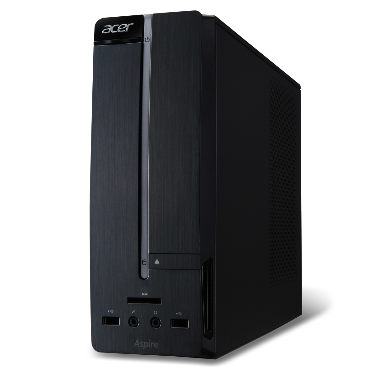 aspire xc desktops one third the size all the features acer. Black Bedroom Furniture Sets. Home Design Ideas