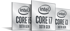 Intel Core 10th Gen