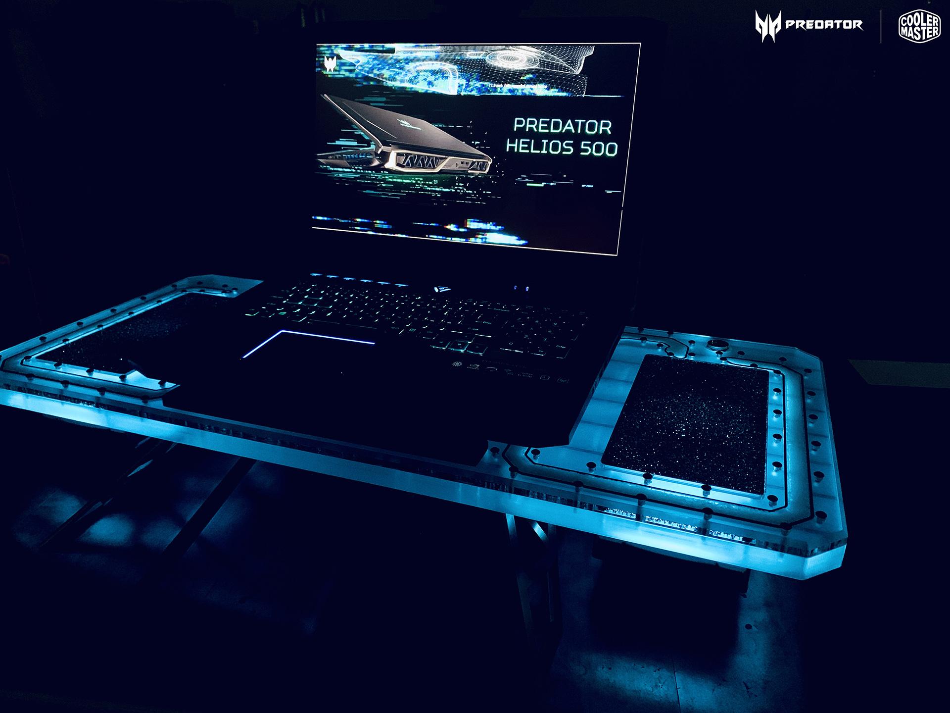 MOD Master Challenge Predator Helios 500 | Acer United States