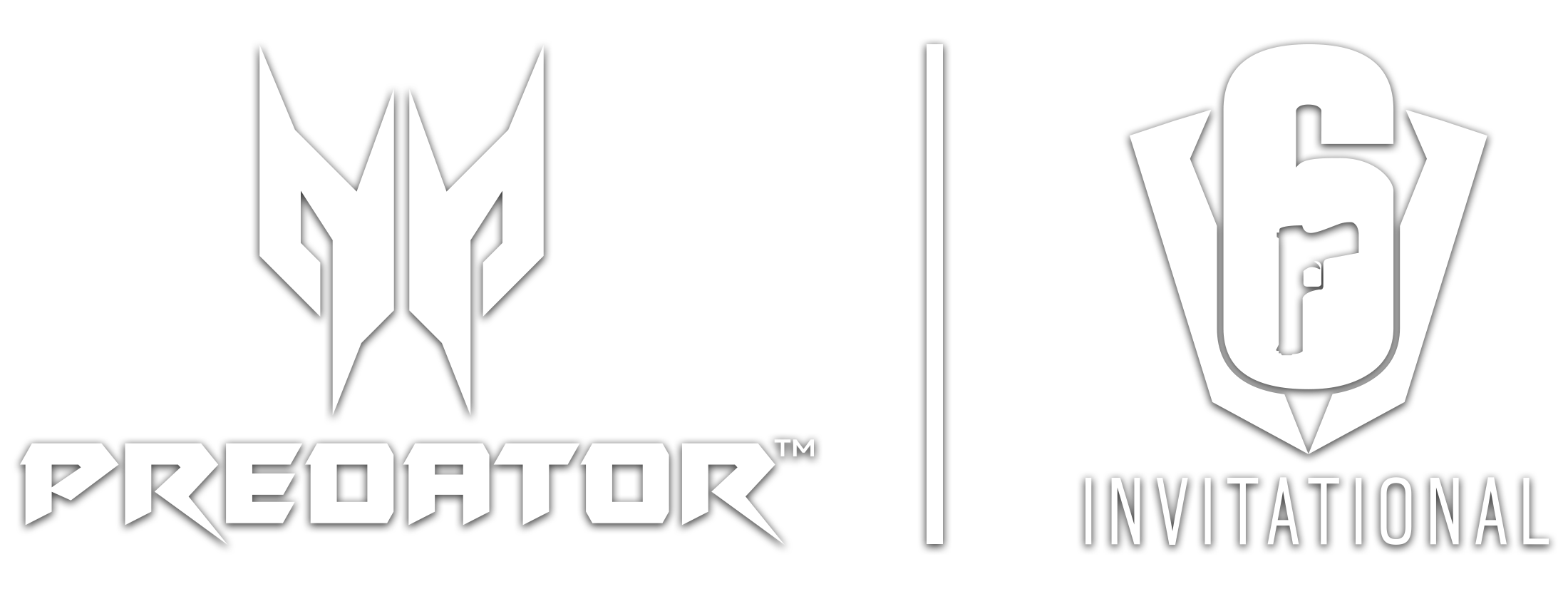 Predator and Rainbow Six Joint Logos