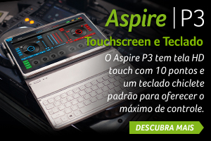 Touchscreen e Teclado