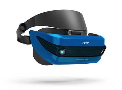 Casque Windows Mixed Reality
