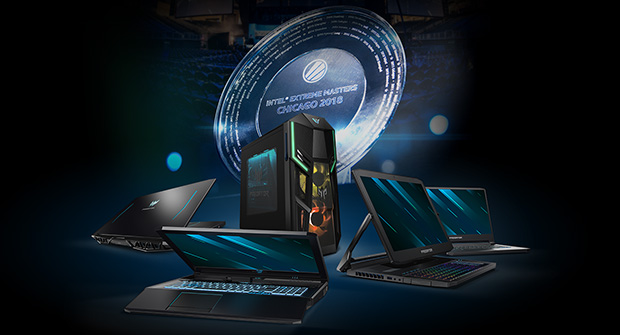Intel<sup>®</sup> Extreme Masters Chicago 2019