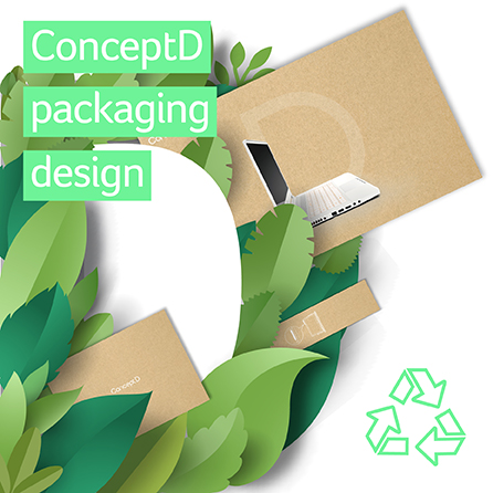 ConceptD Packaging Design