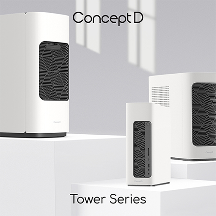 ConceptD Tower Series