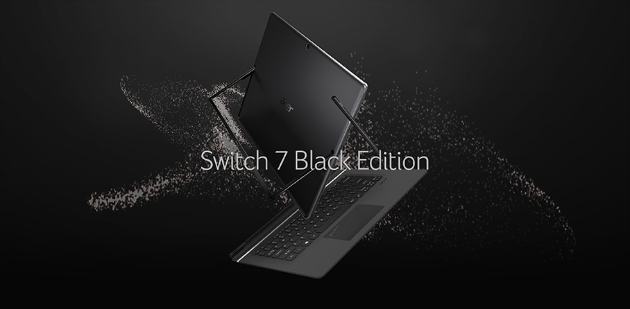 Switch 7 Black Edition