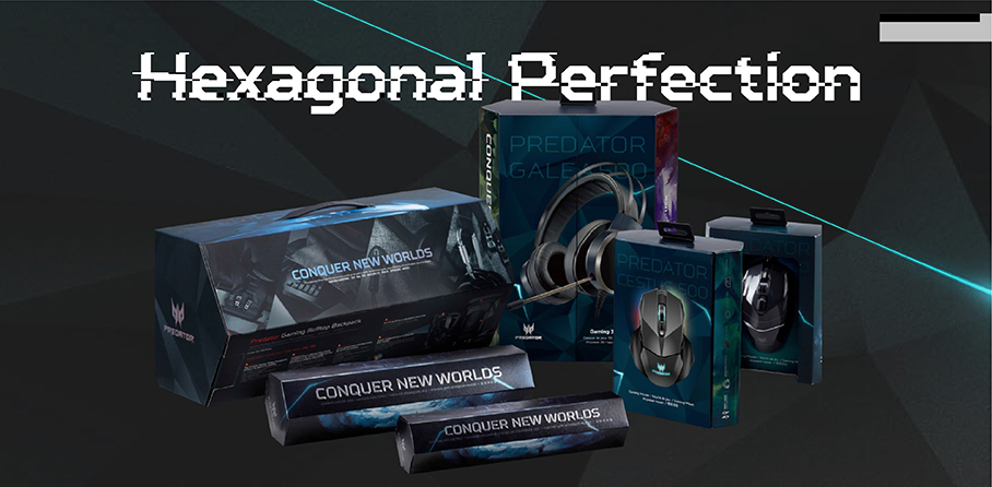 Acer Design - Predator Gadget Packaging - large