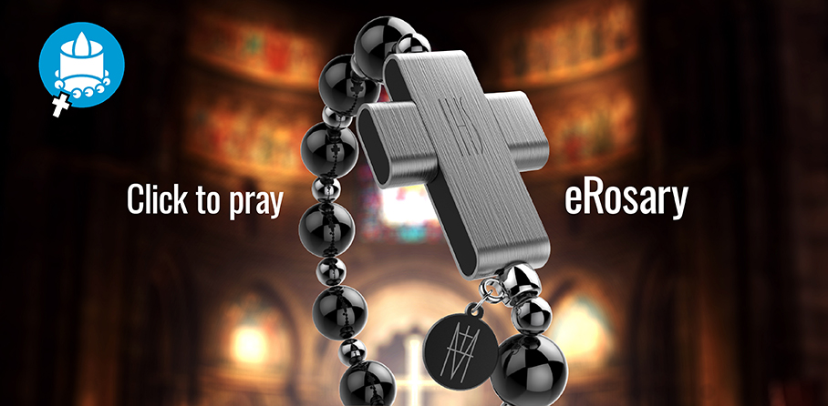 Cclick to pray eRosary
