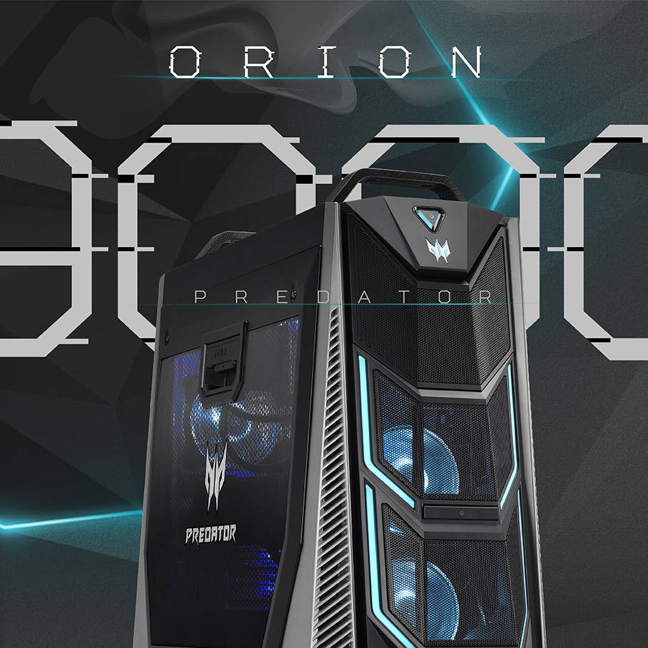 Acer Design - PREDATOR ORION 9000 - large