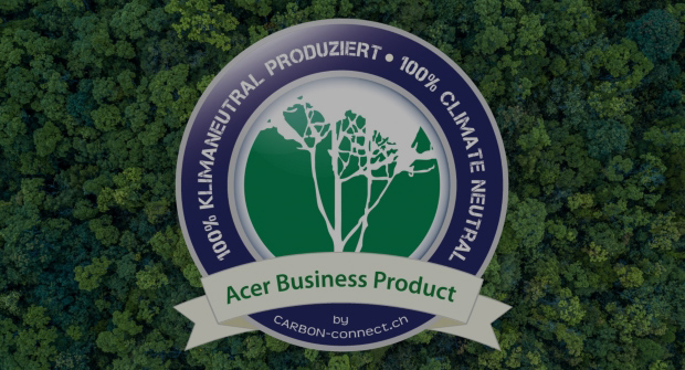 Acer for Business CO2-Neutralit?t