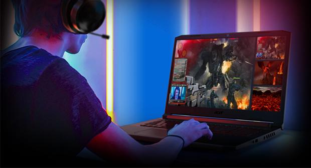 Erfolgreiches Gaming mit dem Nitro 5