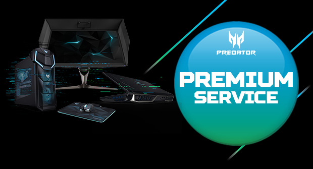 Predator Premium Service