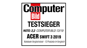 Testsieger Award - Swift 3