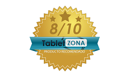 Tablet Zona - Award