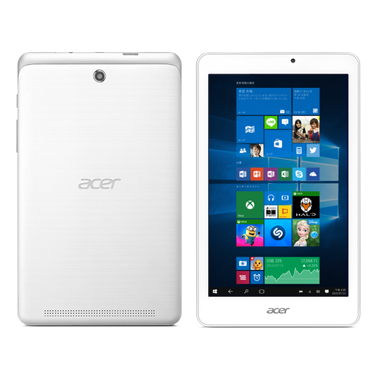 Acer iconia tab 8 a1-840fhd-10g2 - 34c