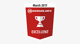 Hardware Excellent March 2017 - Award