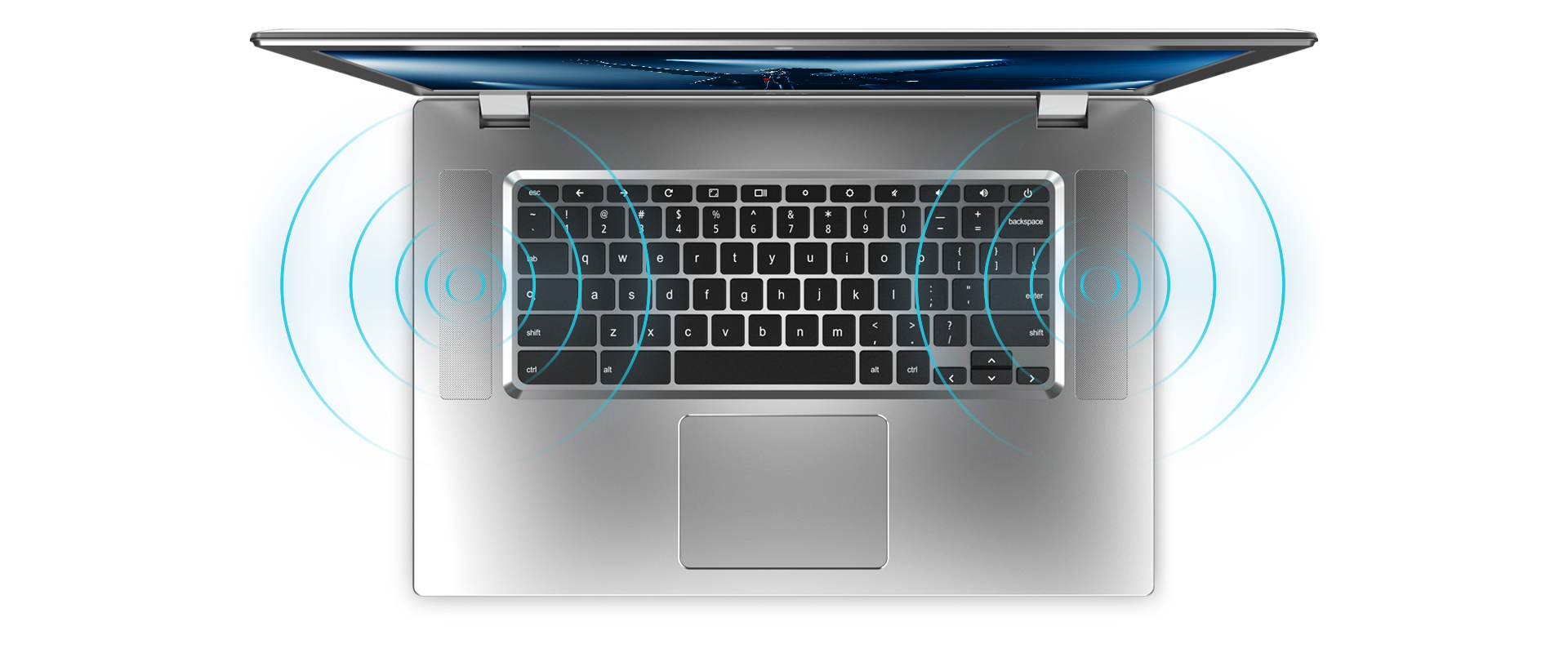 Acer Chromebook 315 - Large