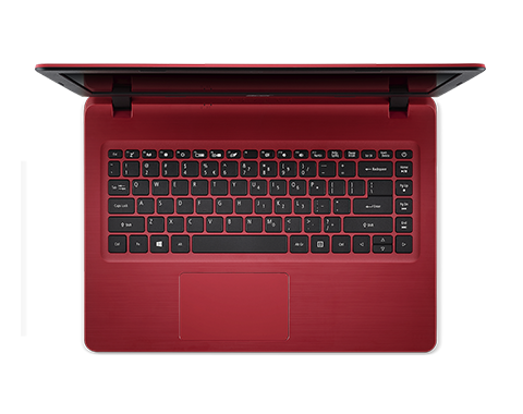 Acer Aspire 3 A314 33 red photogallery 06
