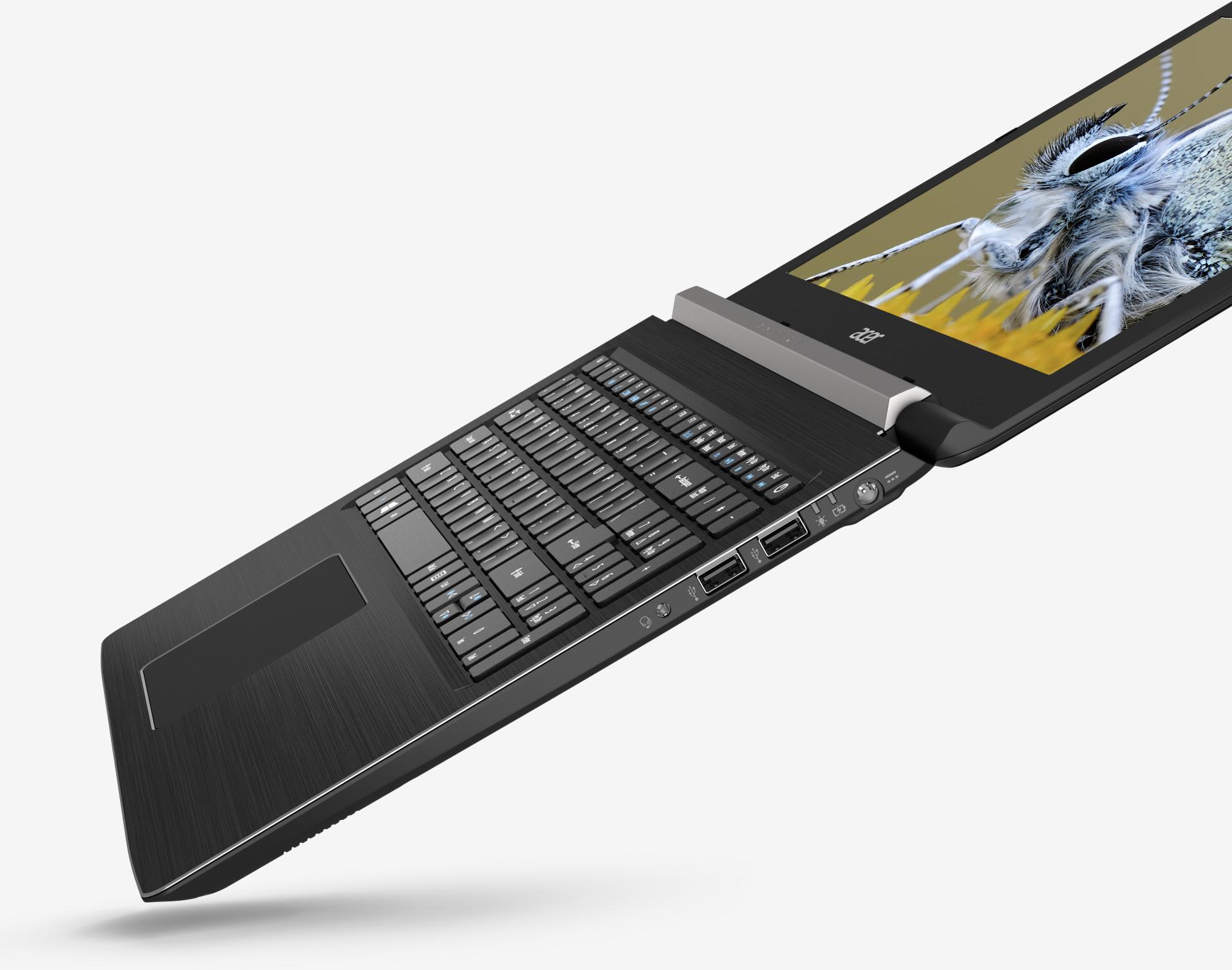 acer aspire a5 i7 7500u notebook acer notebooks. Black Bedroom Furniture Sets. Home Design Ideas
