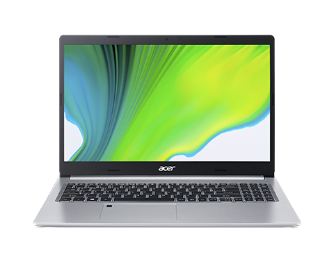 Acer Aspire 5 A515 44 44G FP Backlit Pure Silver gallery 01