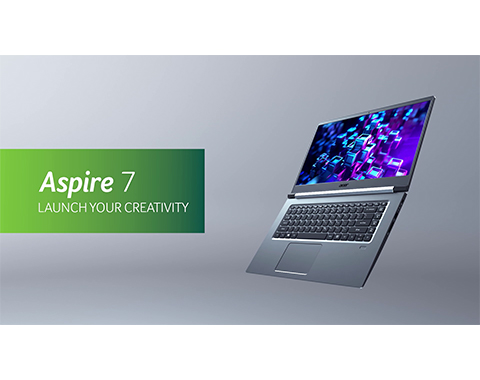 Acer | 2019 Aspire 7 Laptop