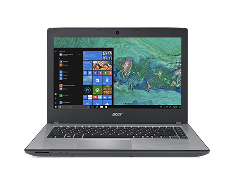 Acer Aspire E5 476 Steel Gray photogallery 01