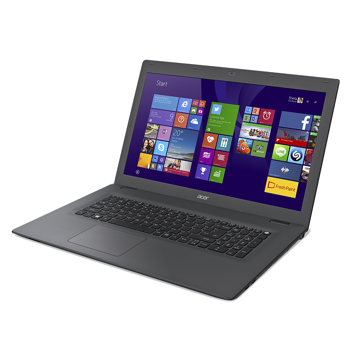 aspire e5 722 laptops tech specs reviews acer. Black Bedroom Furniture Sets. Home Design Ideas