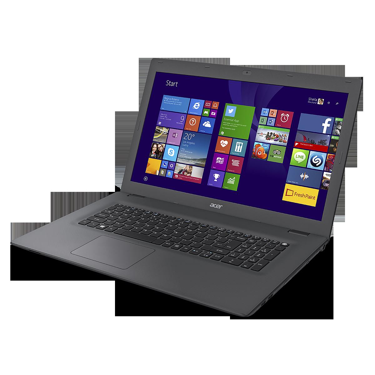aspire e5 772 laptops en 2 in 1s technische specificaties en recensies acer. Black Bedroom Furniture Sets. Home Design Ideas