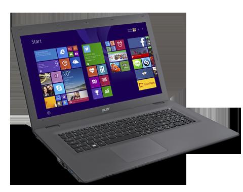 Acer Aspire E5-752 Intel WLAN Windows 7 64-BIT