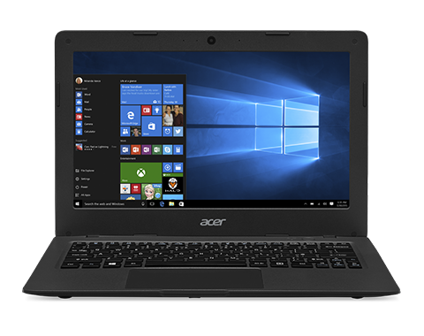 Aspire One Cloudbook 11 AO1 131 gray nonglare photogallery 02