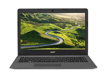 Aspire One Cloudbook 14 AO1 431 gray nonglare preview