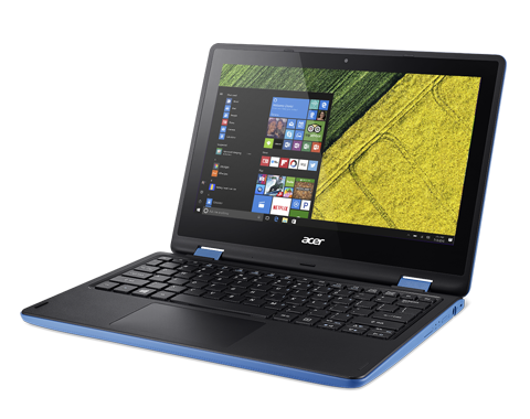 Aspire R 11 R3 131T blue photogallery 01