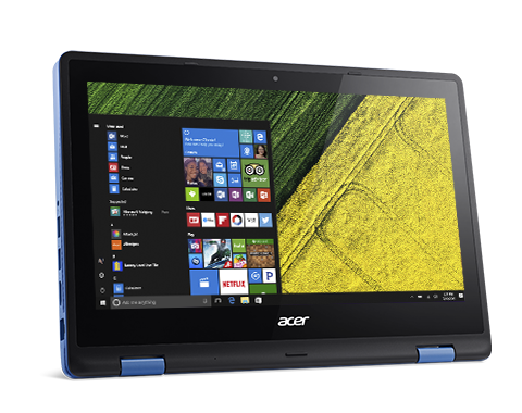 Aspire R 11 R3 131T blue photogallery 04