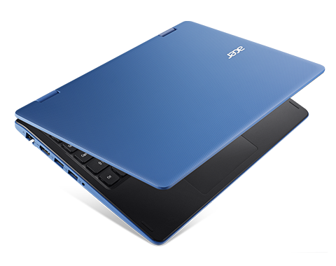 Aspire R 11 R3 131T blue photogallery 06