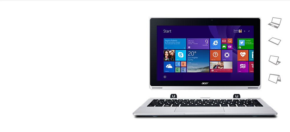 Aspire Switch 10 Limited Edition