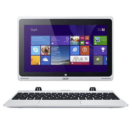 Aspire Switch 10 series Photogallery 01