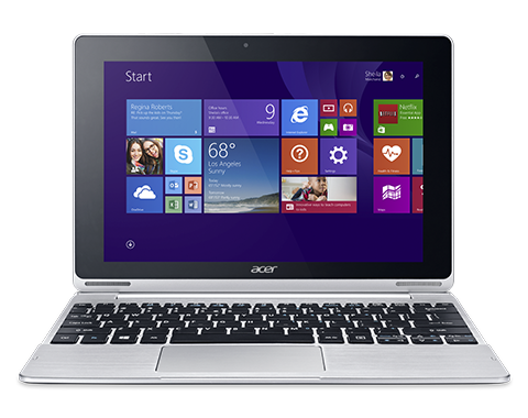 Acer laptop Aspire Switch 10 SW5 015 photogallery 01