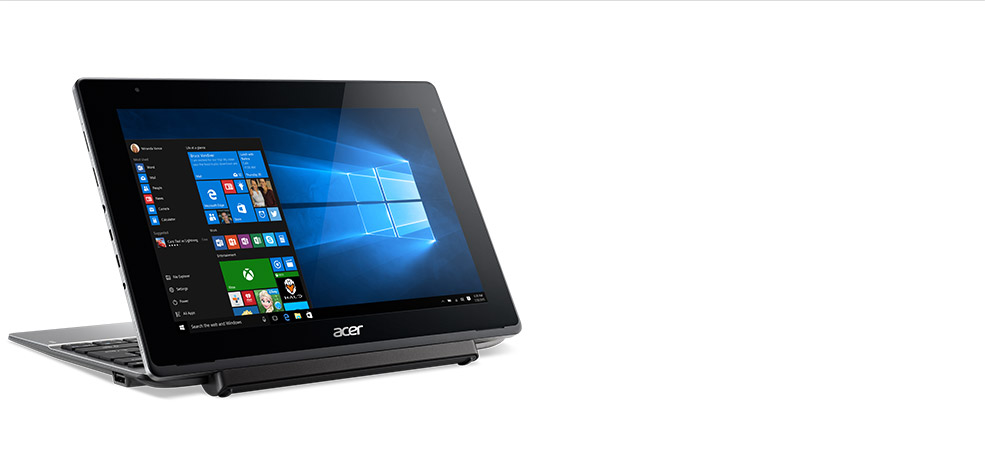 The Windows 10 edge