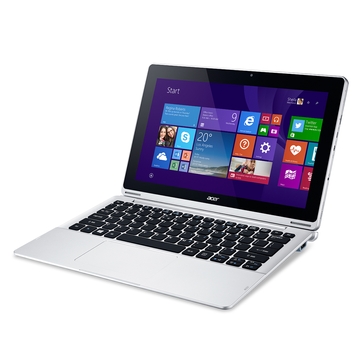 sw5 111 18dy laptops tech specs reviews acer. Black Bedroom Furniture Sets. Home Design Ideas