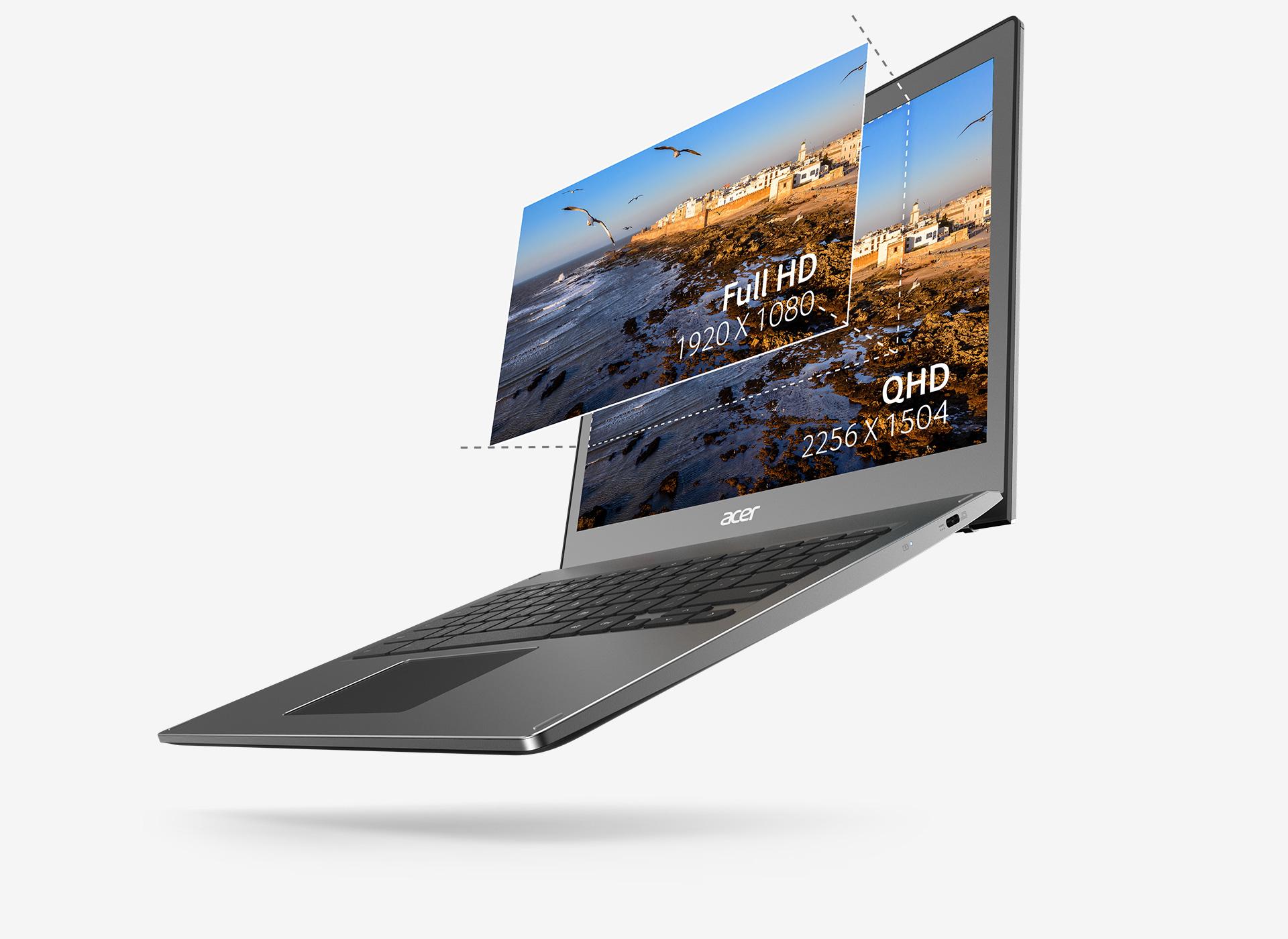 Acer Chromebook 13 - CB713 - Sharp Images - Large