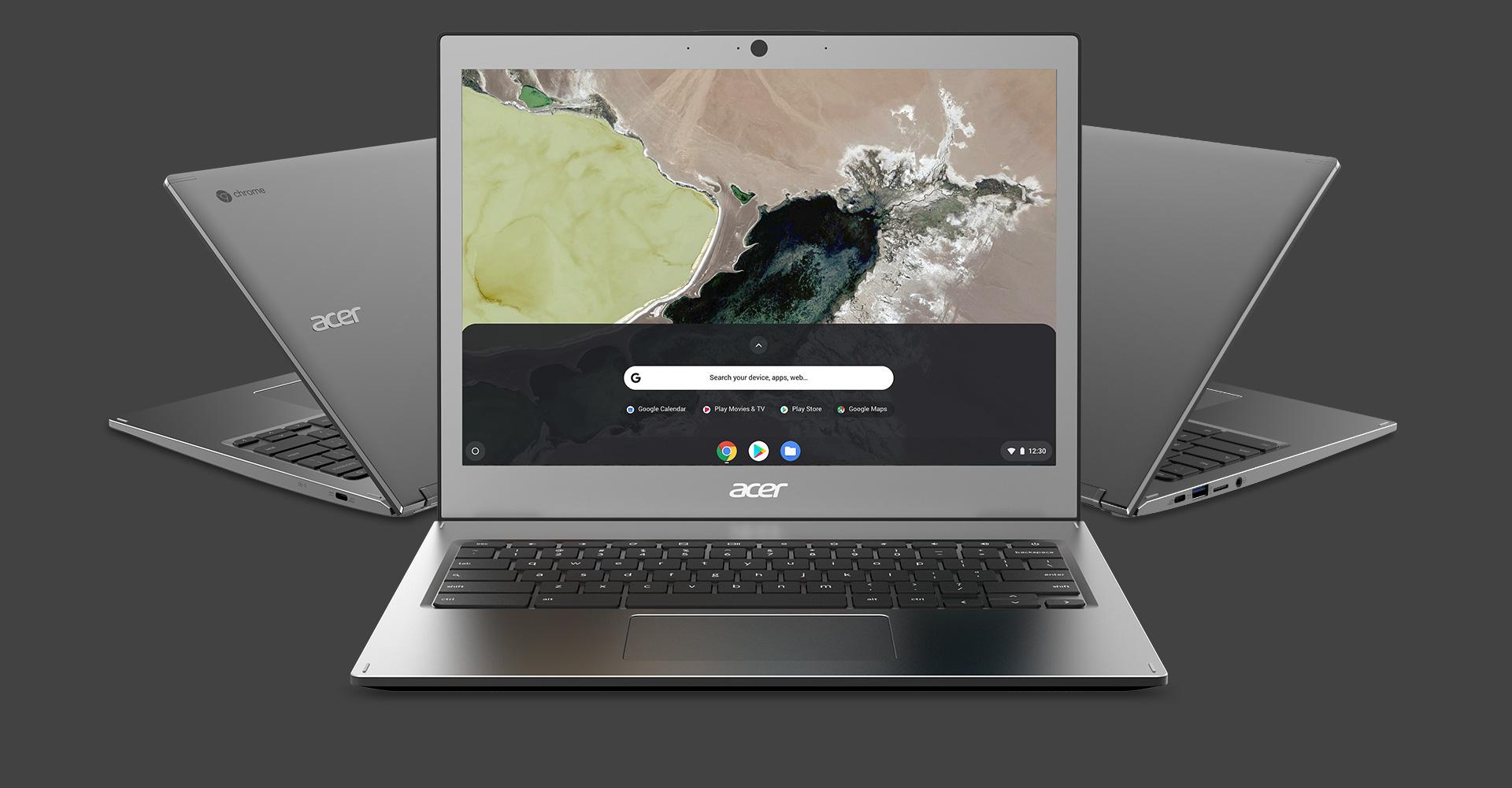 Acer Chromebook 13 - CB713 - Polished Performance - Large