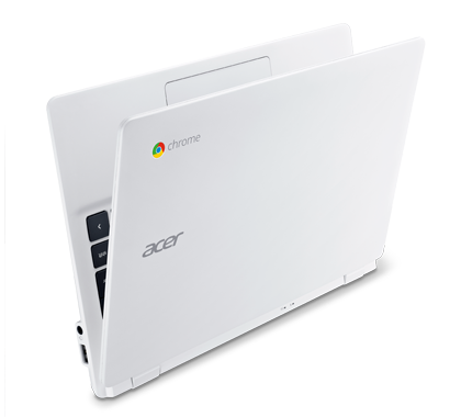 Chromebook 11 White non-touch photogallery 04